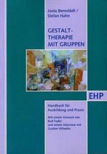 Cover Gestalttherapie mit Gruppen Handbuch für Ausbildung und Praxis
